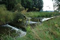 Wassergefälle der Werse -Dr  Barth0098-web