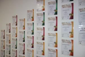 Auszeichnungen der Frischli-Werke