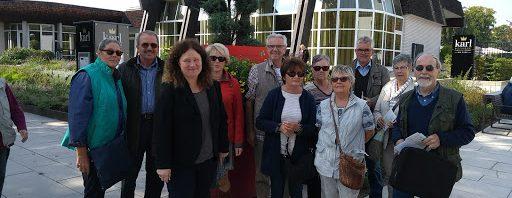 Besuch der Landesgartenschau in Bad Lippspringe
